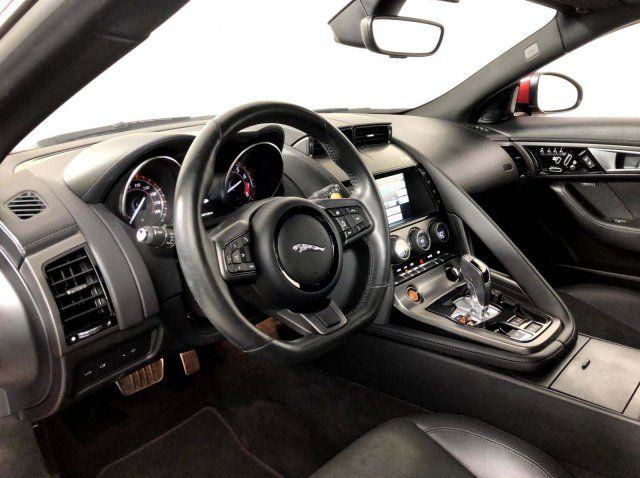 2017 Jaguar F-TYPE S 2dr Coupe 8A