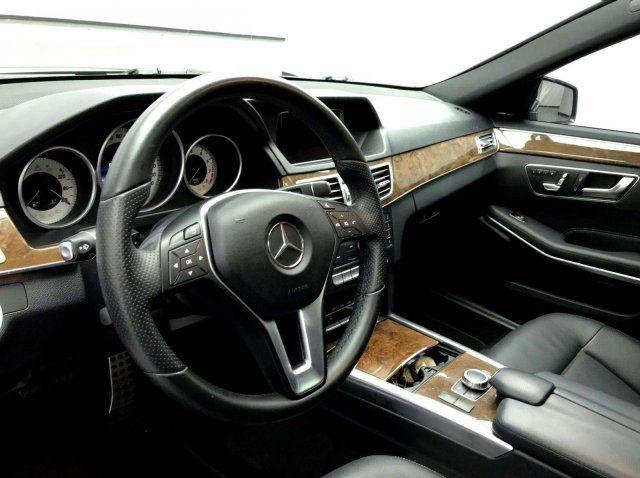 2016 Mercedes-Benz E 350