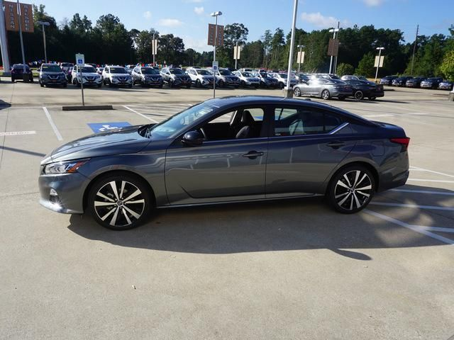 2020 Nissan Altima 2.5 SR For Sale Specifications, Price and Images