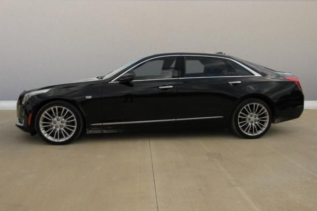 Certified 2016 Cadillac CT6 3.6L Luxury