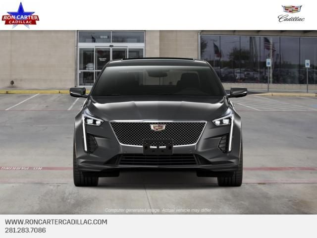 2019 Cadillac CT6 3.0 Twin Turbo Sport