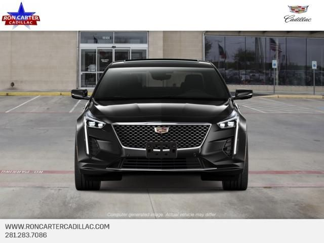 2019 Cadillac CT6 3.0L Twin Turbo Platinum