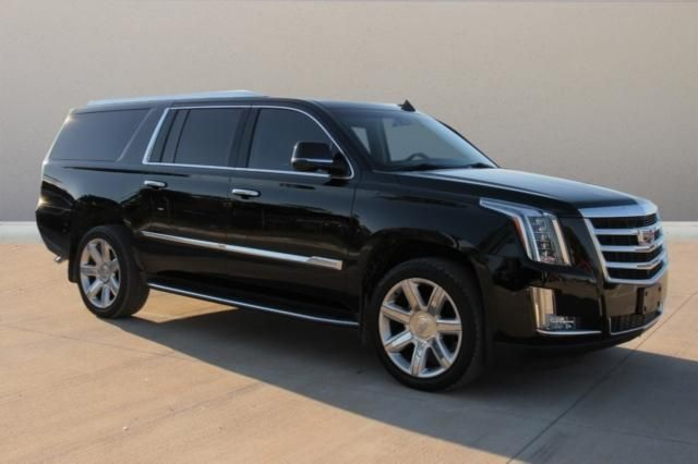 Certified 2016 Cadillac Escalade ESV Luxury For Sale Specifications, Price and Images