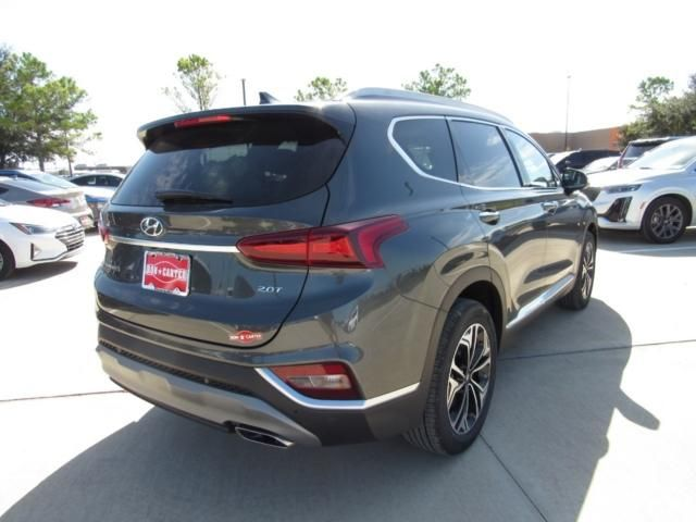 2020 Hyundai Santa Fe SEL 2.0T For Sale Specifications, Price and Images