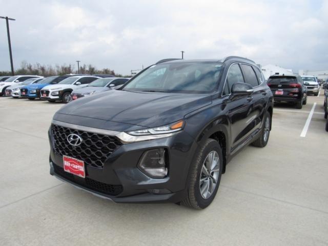 2020 Hyundai Santa Fe Limited 2.4