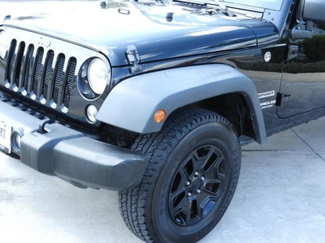 2016 Jeep Wrangler Unlimited Sport For Sale Specifications, Price and Images