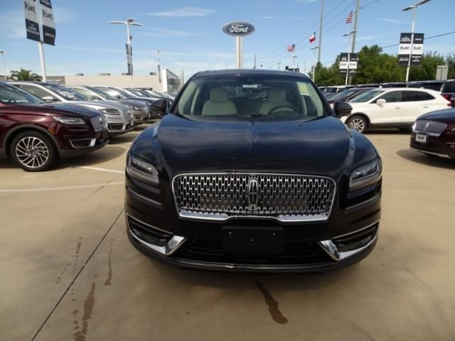 2020 Lincoln Nautilus Black Label