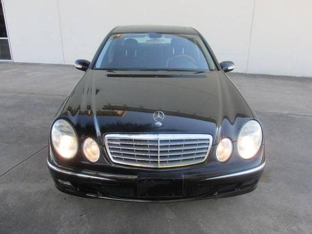 2005 Mercedes-Benz E320