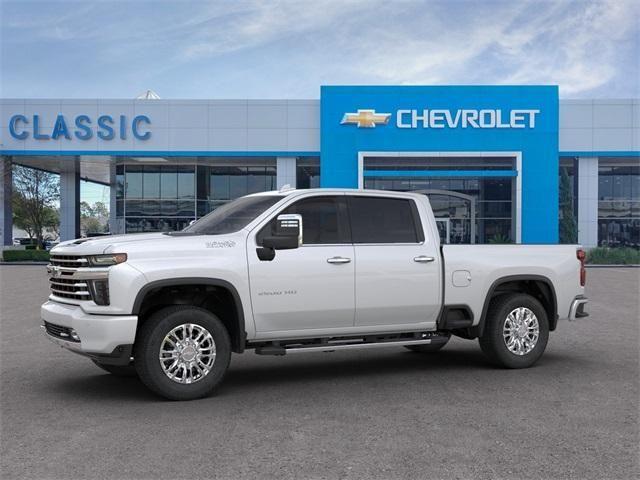 2020 Chevrolet Silverado 2500 High Country