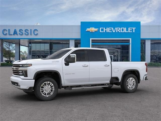 2020 Chevrolet Silverado 2500 High Country