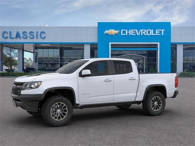 2020 Chevrolet Colorado ZR2