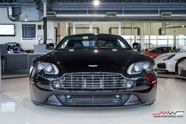 2012 Aston Martin V8 Vantage 135 590.00 MSRP For Sale Specifications, Price and Images