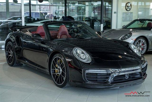 2018 Porsche 911 Turbo S For Sale Specifications, Price and Images