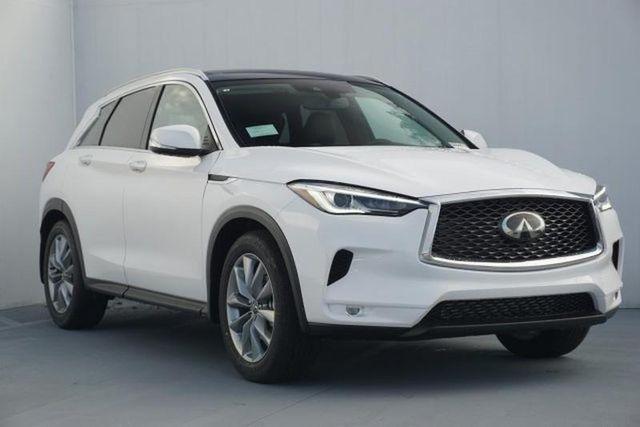 2020 INFINITI QX50 Luxe