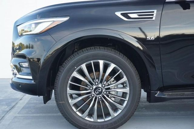 2019 INFINITI QX80 Luxe For Sale Specifications, Price and Images