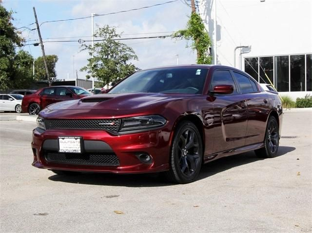Certified 2019 Dodge Charger GT