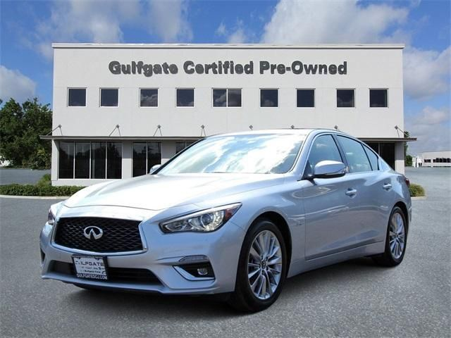 2019 INFINITI Q50 3.0t LUXE For Sale Specifications, Price and Images