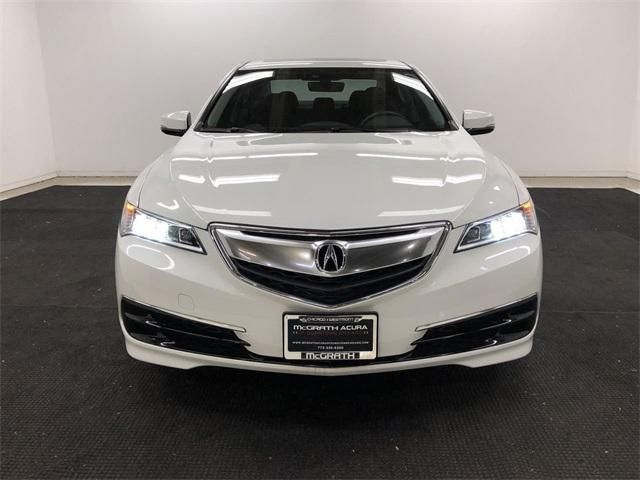 2017 Acura TLX w/Technology Package For Sale Specifications, Price and Images