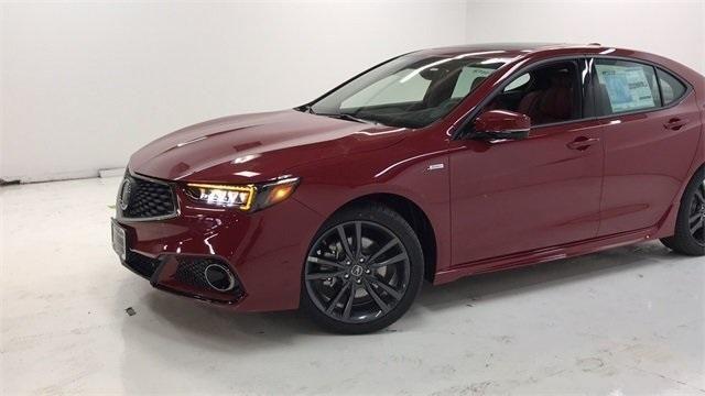 2019 Acura TLX V6 Technology & A-Spec